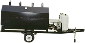 Towable Gas Grill